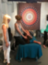 Omaha Massage Xontinuing Education Workshops with Ann Murley