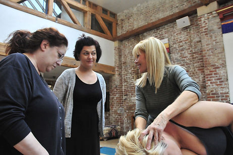Omaha Massage Continuing Education Workshop with Ann Murley