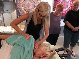 Omaha Massage Continuing Education Workshops | Hands On Education With Ann Murley
