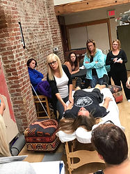Omaha Massage Continuing Education Workshops With Ann Murley