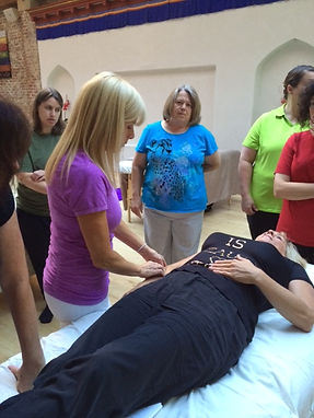 Massage Therapy Continuing Education Workshops | Ann Murley