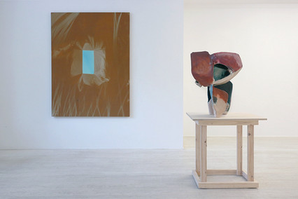 Two Person Exhibition with Chris Duncan,  2017
