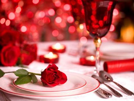 Venez fêter la Saint-Valentin à la Villa Alecya !