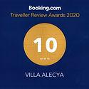 Booking Award 2020 - Villa Alecya.jpg