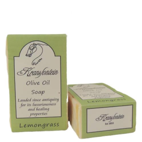 Kransfontein Handmade Olive Soap (Lemongrass)