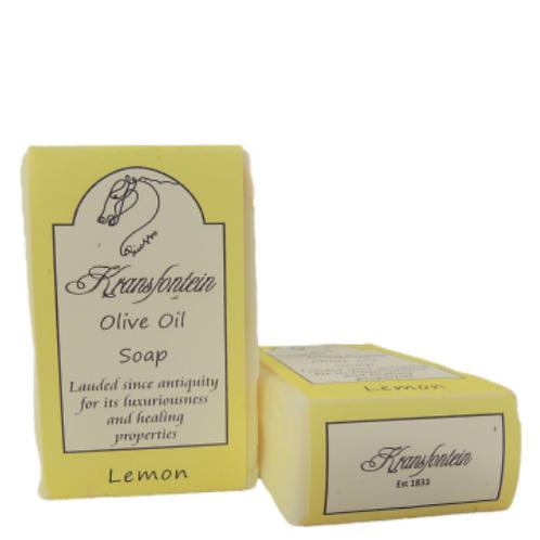 Kransfontein Handmade Olive Soap (Lemon)