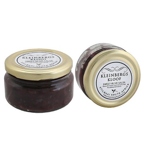 Kleinbergskloof Sweet Olive Salsa (200ml)