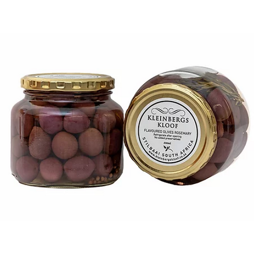 Kleinbergskloof Olives in Brine (500ml)