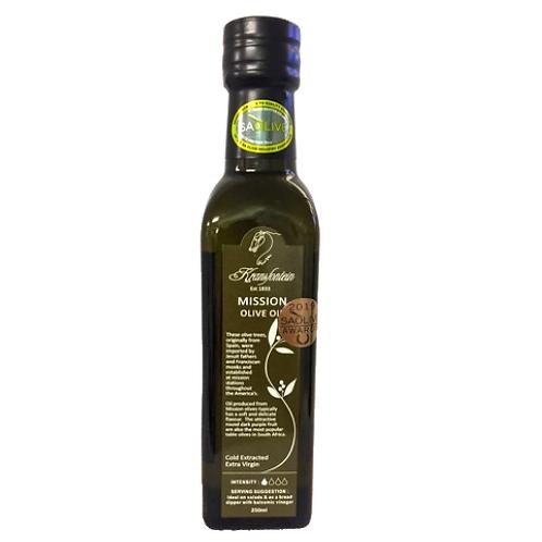 Kransfontein Mission Olive Oil 250ML