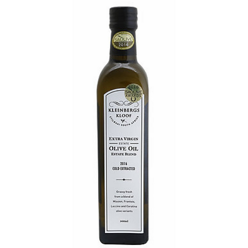 Kleinbergskloof Extra Virgin Olive Oil 500ml
