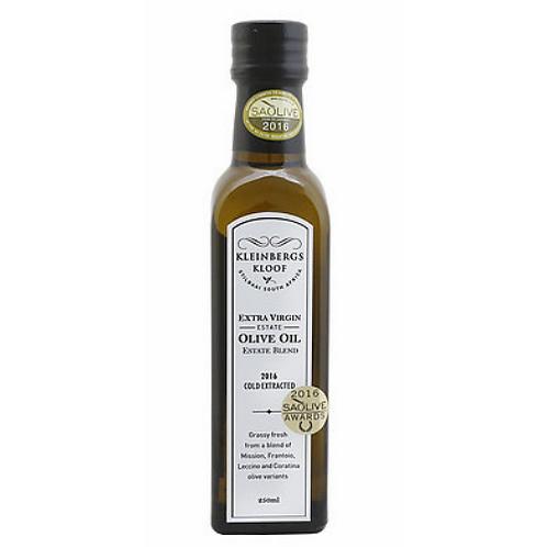 Kleinbergskloof Extra Virgin Olive Oil 250ml