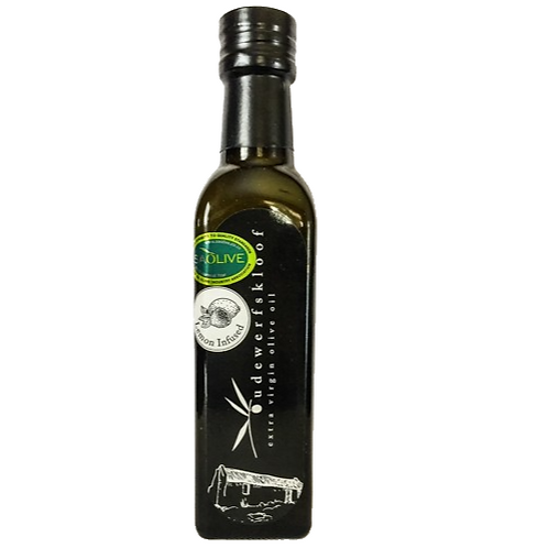 Oudewerfskloof Lemon Infused Extra Virgin Olive Oil (250ml)