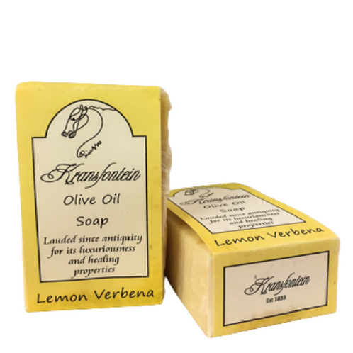 Kransfontein Handmade Olive Soap (Lemon Verbena)