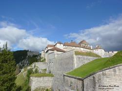 Gite Pontarlier Le Chateau de Joux