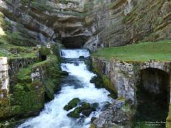 Gite Pontarlier Source de la Loue