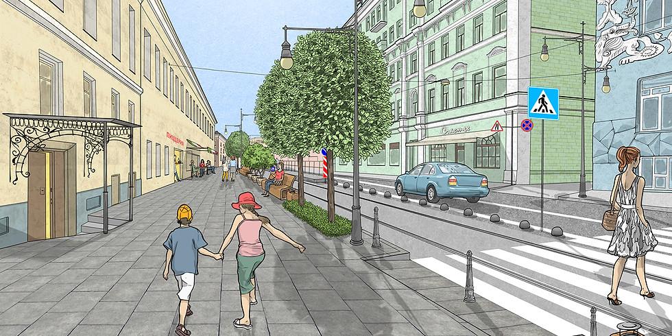 Городские проекты  и общероссийские акции (12+)