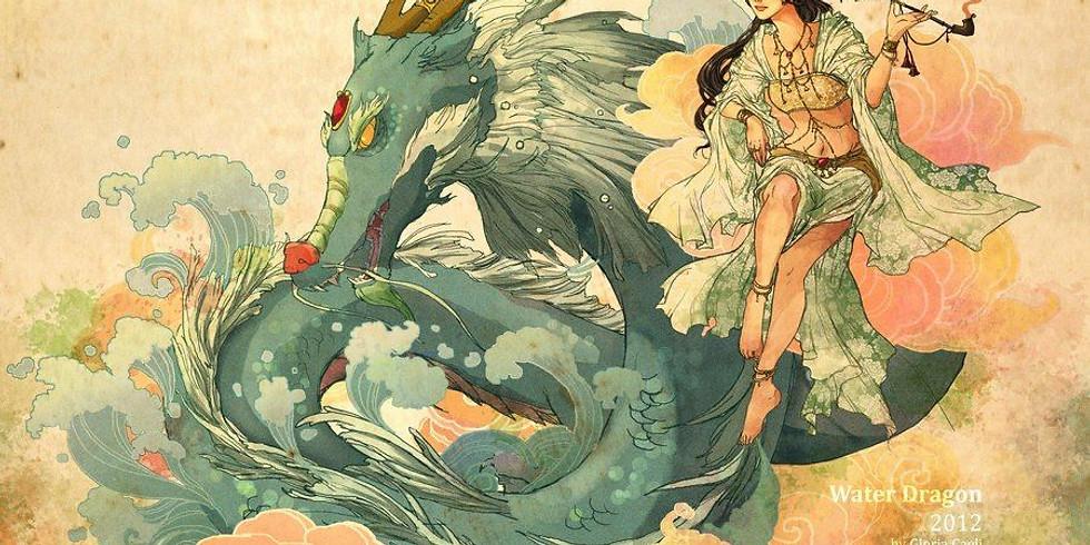 Онлайн трансляция «Как вырастить дракона»
