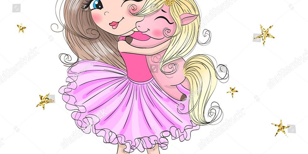 Онлайн трансляция  «Что маленькой принцессе почитать о принцессах?»