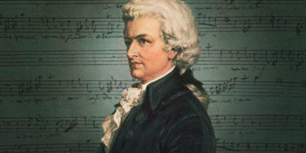 Онлайн трансляция   «Моцарт. Искусство радоваться».