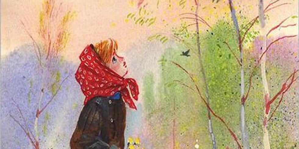 Онлайн Трансляция рубрика «Читаем Паустовского» рассказ «Дружище Тобик»