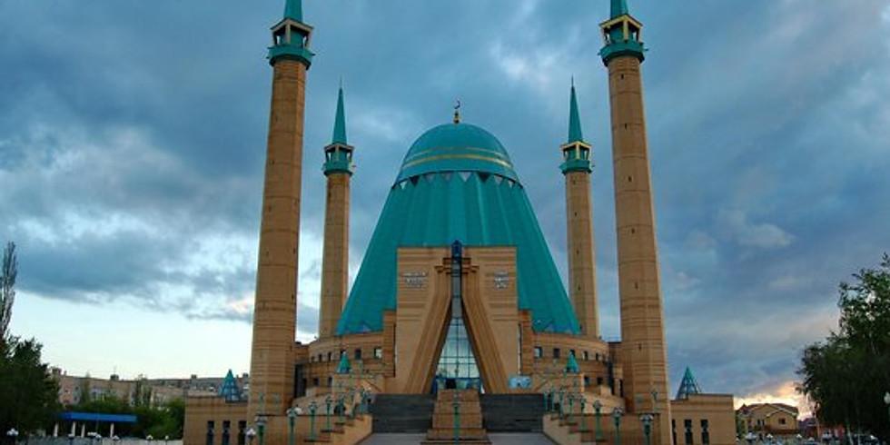 Онлайн трансляция   «Мечеть в стиле модерн»