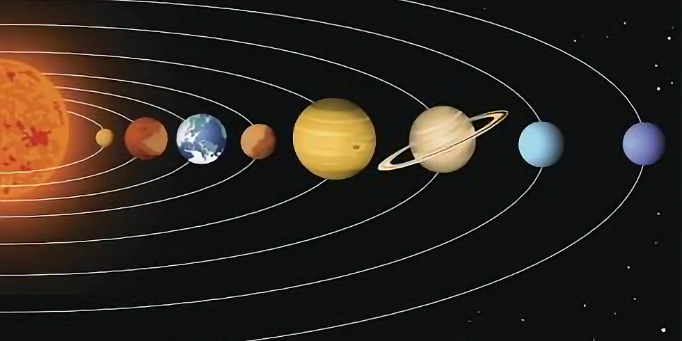 Онлайн трансляция  «Солнечная система»