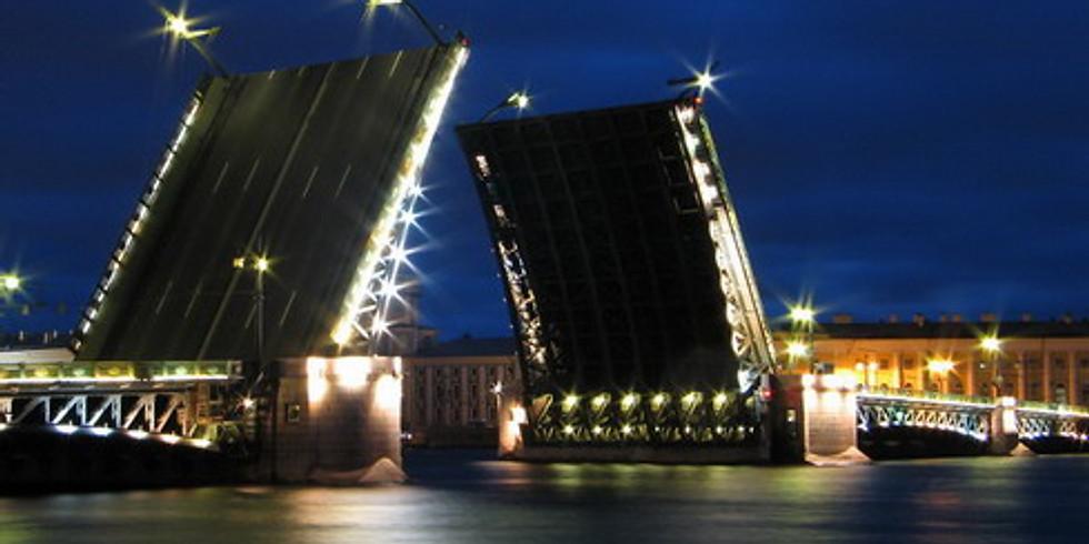 Онлайн Трансляция   «Первые мосты Петербурга» от Татьяны Тикуновой.