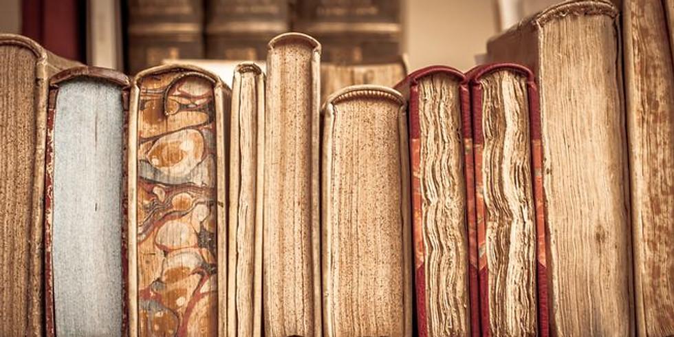 """Онлайн Трансляция   """"5 книг твоих библиотекарей"""""""