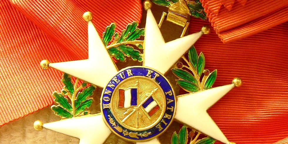 Онлайн трансляция   «Орден Почетного легиона»