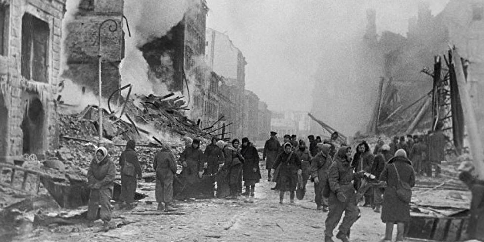 Отстоявшие Ленинград (6+)