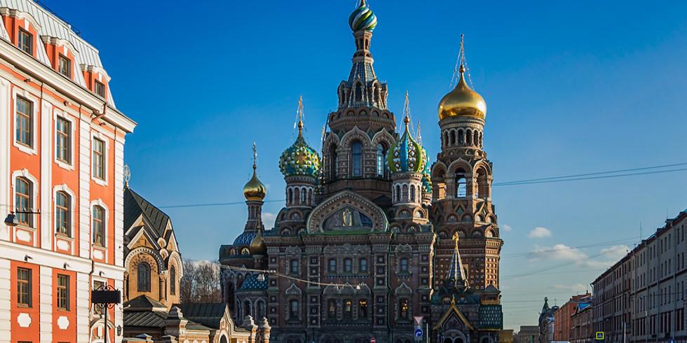 Онлайн трансляция  Тест о Санкт-Петербурге «Знаешь ли ты свой город?»