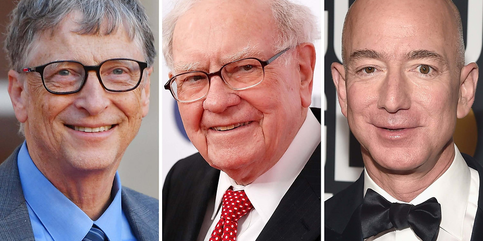 Онлайн трансляция   «Первый миллиардер планеты»