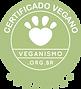 Certificado Vegano