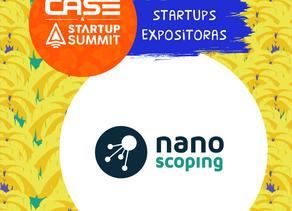 NanoScoping na CASE & Startup Summit 2k20