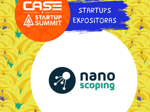 NanoScoping na CASE & Startup Summit 2k20