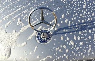 Car Wash Mercedes Benz