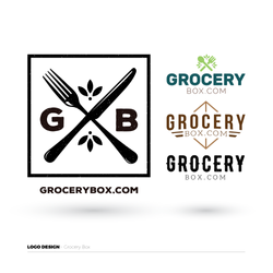 Grocery Box Logo