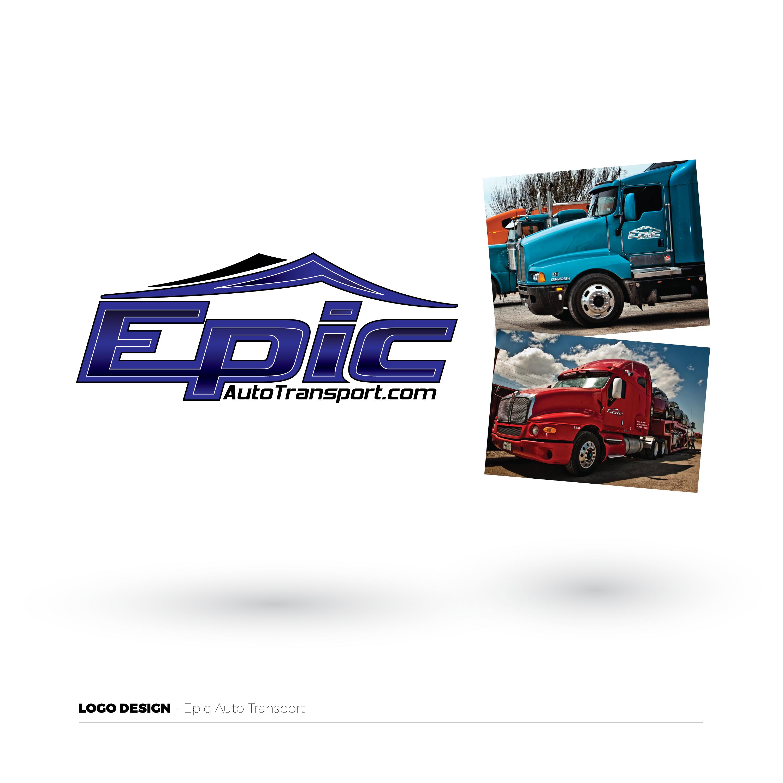 Epic Auto Transport Logo
