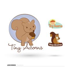Tiny Acorns London Logo