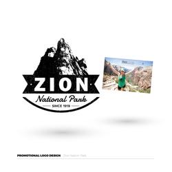 Zion National Park Shirt Graphic