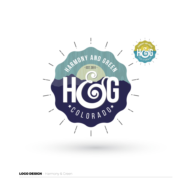 Harmony & Green Logo