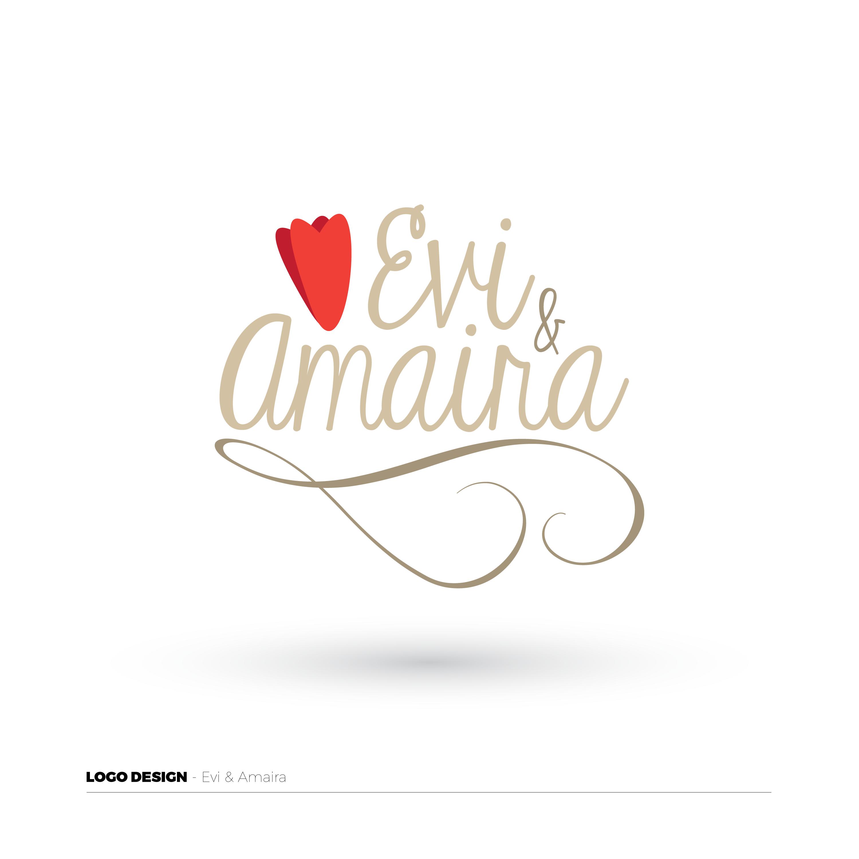 Evi & Amaira Logo