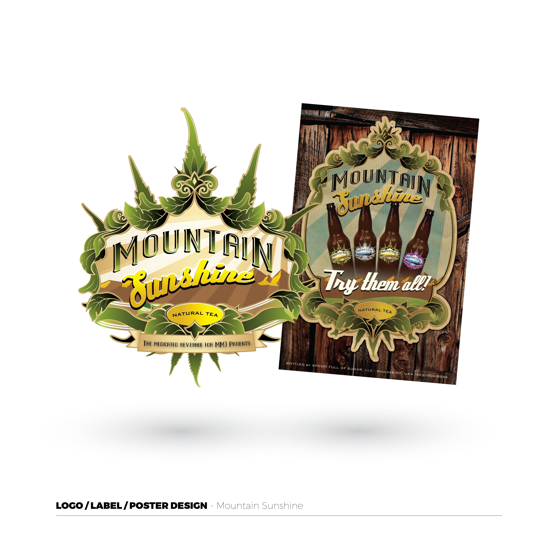 Mountain Sunshine Logo