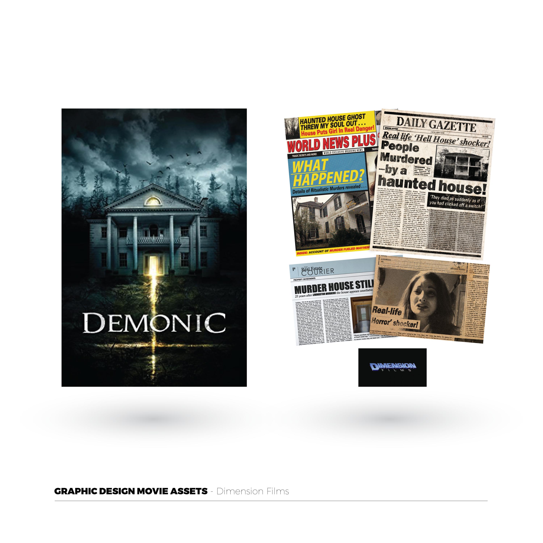 Dimension Films Movie Assets