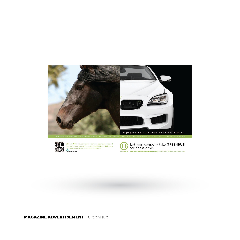 GreenHub Sensi Magazine Ad