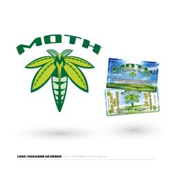 Moth Logo & Assets