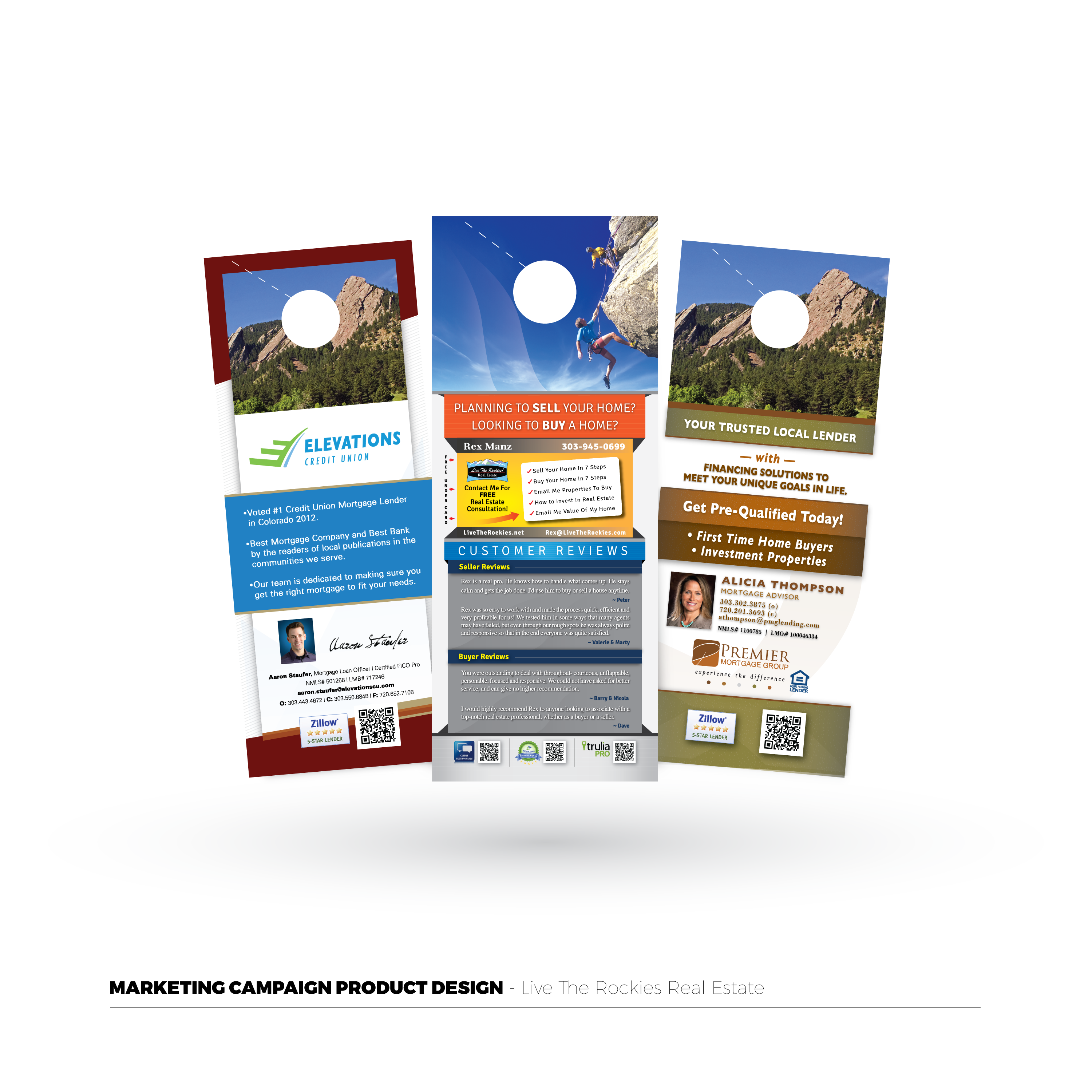 Live The Rockies Direct Marketing