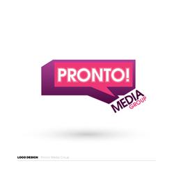 Pronto Media Logo