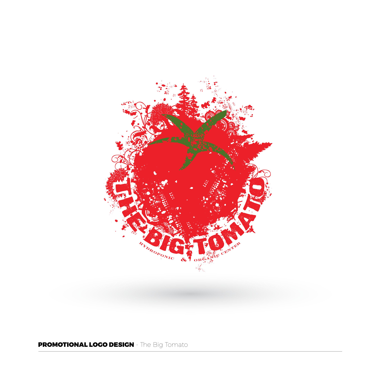 The Big Tomato Shirt Graphic