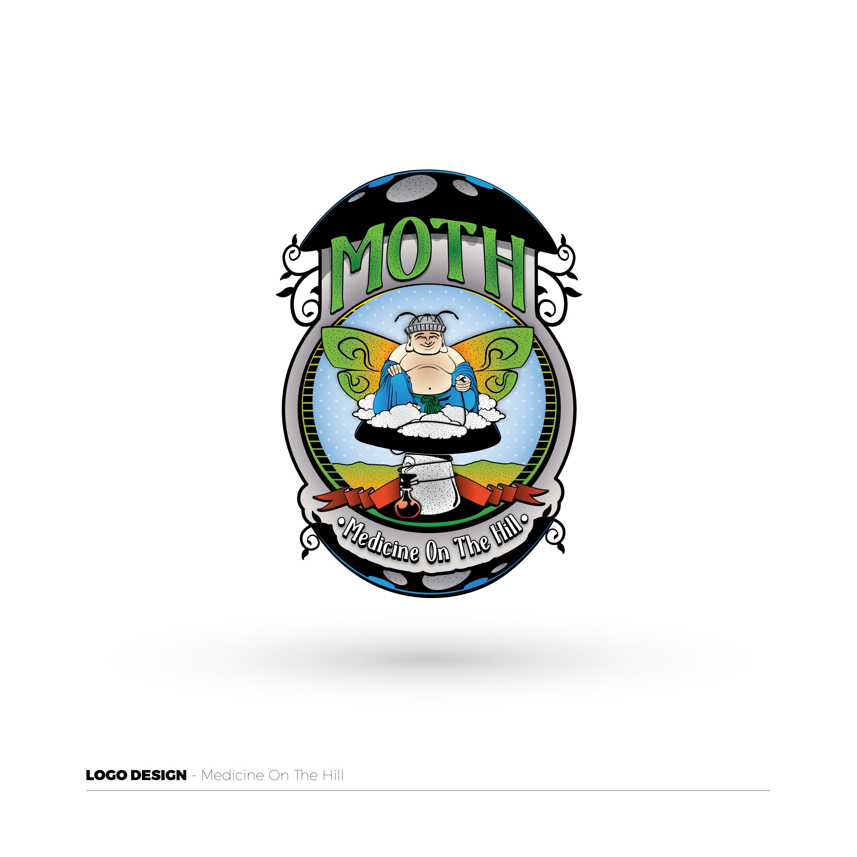 Moth Logo Original